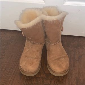 Ugg one button boots